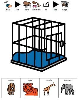 Sorting Zoo Animals