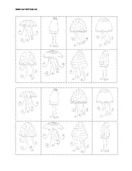Sorting and Classification Cut and Paste Worksheets for Pre-Readers