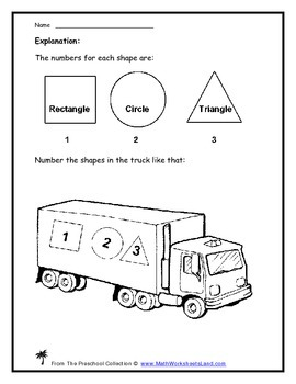 Sorting and Classifying 2D and 3D Shapes Teacher Worksheet Pack
