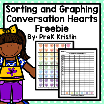 Sorting and Graphing Conversation Hearts