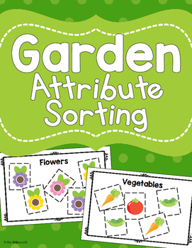 Sorting by Attributes - Garden Theme