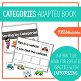 Adapted Book   Categories   Sorting By Category