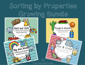 Sorting by Properties: Growing Bundle