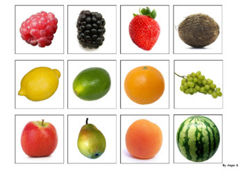 Fruits Sorting by Size