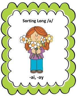 Sorting long /a/- ai, ay