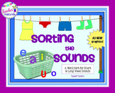 Short & Long Vowel Word Sorts SORTING THE LAUNDRY