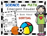 Sorting the World Around Us {Math and Science} Emergent Reader