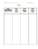 Sorting types of nouns - cut & paste