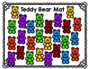Bear Manipulative Centers