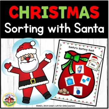 Christmas Sorting with Santa