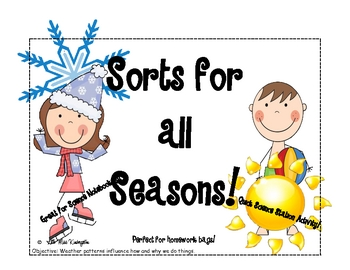 Sorts For All Seasons!