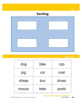 Sorts Objects