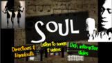 Soul: A comprehensive & engaging Music History PPT (links, handouts & more)
