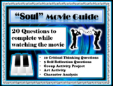 Soul Movie Guide (2020) - Movie Questions & Extra Activiti