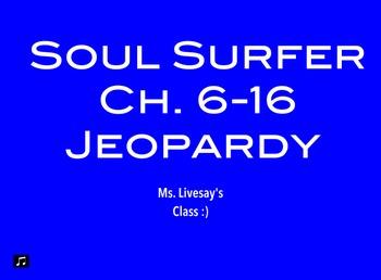 Soul Surfer JEOPARDY Ch. 6-16