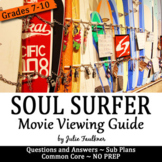 Soul Surfer Movie Viewing Guide