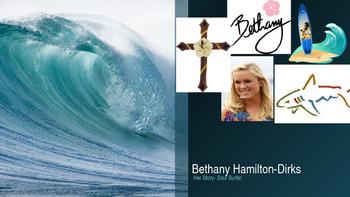 Soul Surfer Powerpoint on Bethany Hamilton