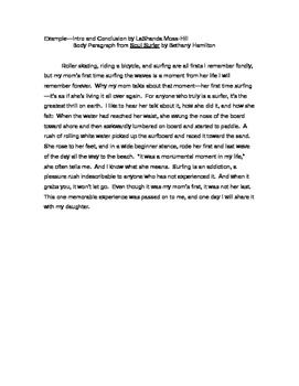 Soul Surfer Reading & Writing Combo