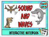 Sound and waves Interactive Notebook