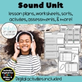 Sound {Digital & PDF Included}