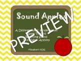 Sound Apples