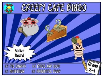Sound Bingo - Creepy Cafe