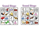 Sound Bingo Game