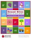 Sound Bites Phonics for Early Readers  CONSONANT BLENDS