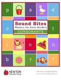 Sound Bites Phonics for Early Readers  CONSONANTS