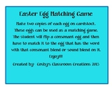 Sound Blend Easter Egg Matching Game