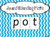Sound Blending Mats- Sassoon Font