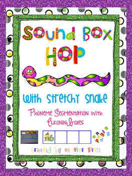 Sound Box Hop with Stretchy Snake: Phoneme Segmentation with Elkonin Boxes
