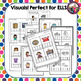 Sound Box Sets with Pictures for Guided Reading Levels C-G