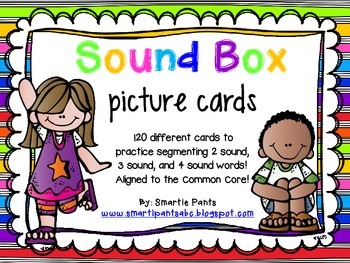 RTI Sound Boxes