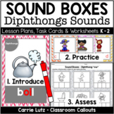Sound Boxes 3 DIPHTHONGS