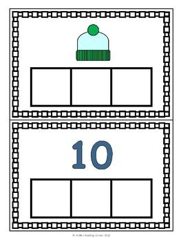 Sound Boxes/Elkonin Boxes- Practice Reading CVC Words