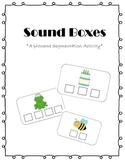 Sound Boxes {Phoneme Segmentation Activity}