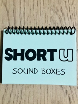 Sound Boxes: Short u