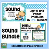 Sound Bundle: Digital and Paper Products In One!
