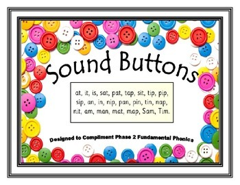 Phonics Sound Buttons
