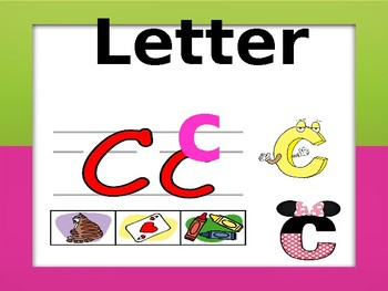 Sound C initial Words