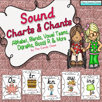 Sound Charts & Chants (Italics Font)
