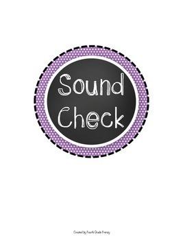 Noise Level Monitoring 2 Chalkboard Theme