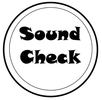 Sound Check Noise Level Monitoring Chart