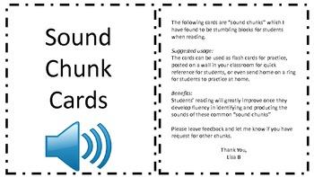 Sound Chunk Cards