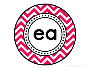 Sound Circles {Chevron}