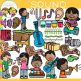 Sound Clip Art {Form of Energy Clip Art}