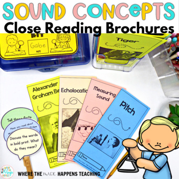 Sound Close Reading Passages with Questions