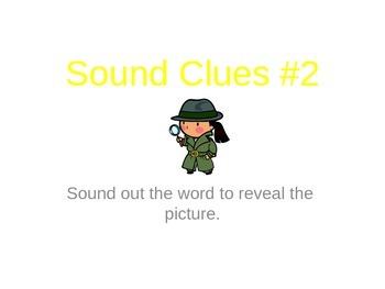 Sound Clues #2
