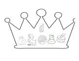 Sound Crown - Articulation /d/ - FREEBIE